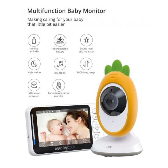 E40 Video Baby Monitor