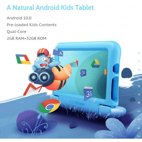 KidzPad Y88X 7 Kids Tablet