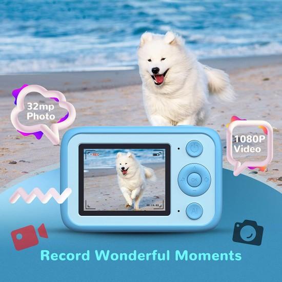 Aicam Kids Camera - Blue