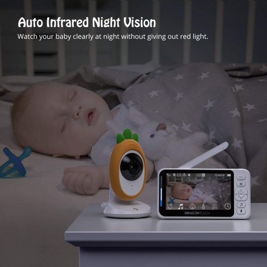 Camera for E40 Video Baby Monitor