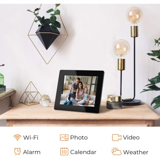 Classic 8 Digital Picture Frame