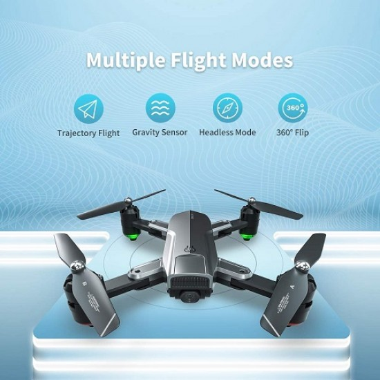 Dragon Touch DF01 Foldable Drone