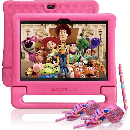 KidzPad Y88X 10 Kids Tablets (pink)