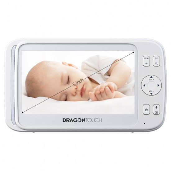 DT50 Digital Video Baby Monitor