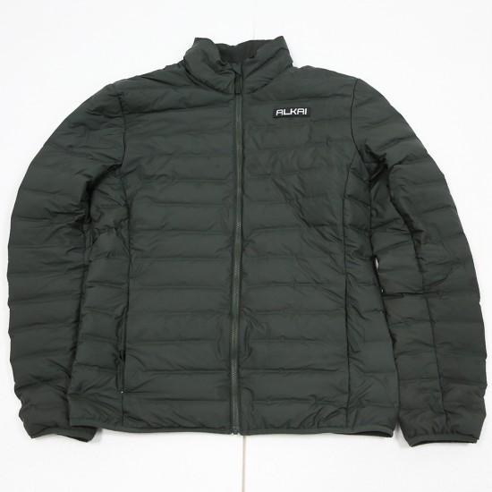 ALKAI Winter Thicken Cotton Coat Puffer Packable Jacket