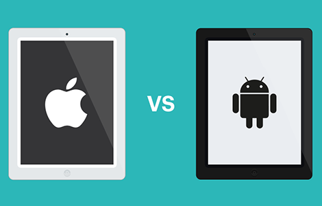 Android Tablet vs. iPad