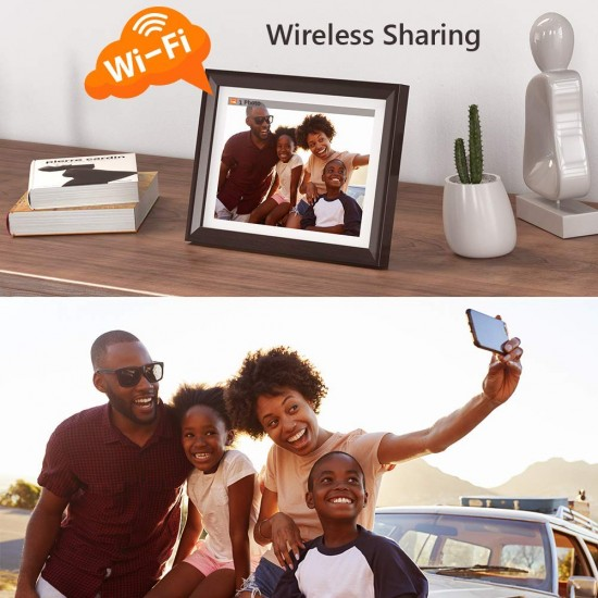 Classic 10 Wireless Sharing