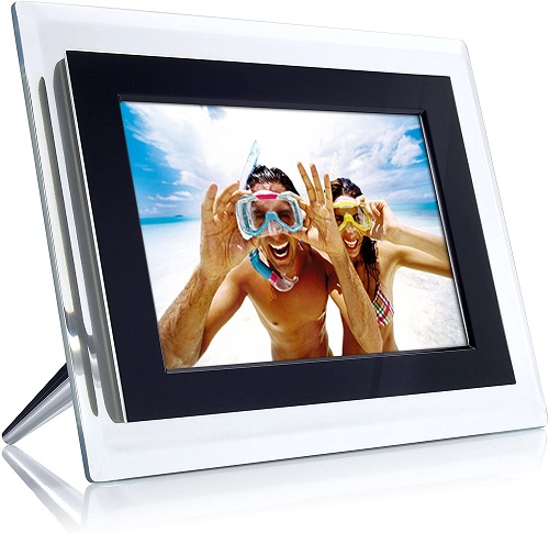 Philips 9-Inch Electronic Picture Frame