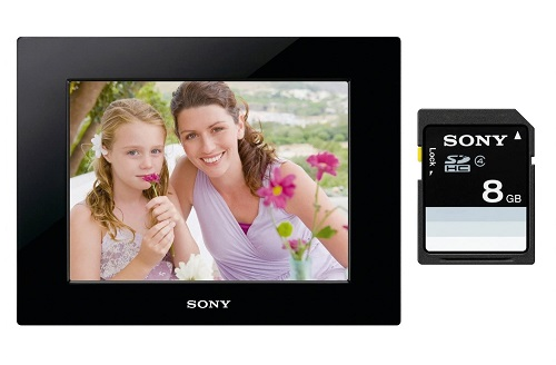Sony 10.2-Inch Electronic Photo Frame