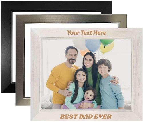 "Best Dad Ever 8"" x 10"" Photo Frame"