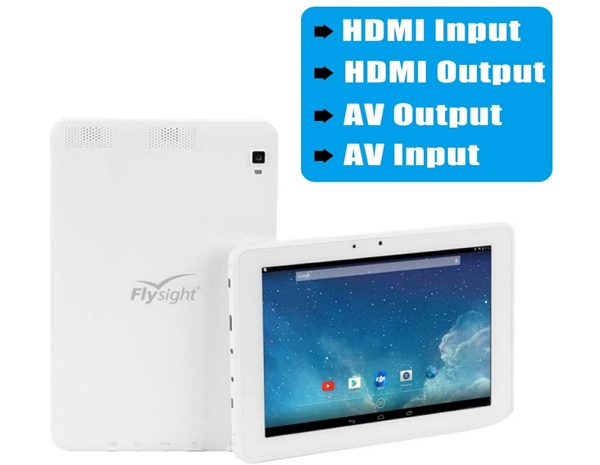 Flysight Android Tablet