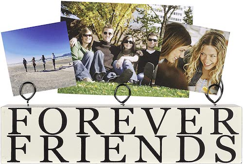 Tabletop Forever Friends Picture Holder