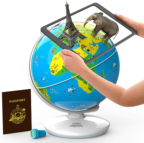 AR Interactive Globe For Kids