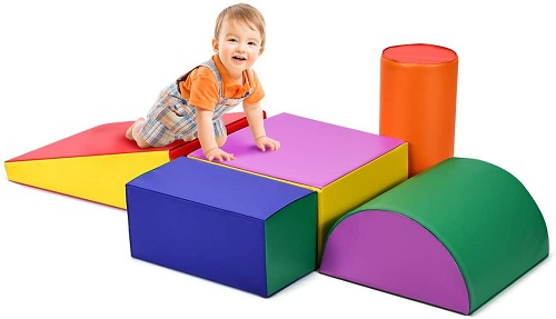 Crawl and Climb Foam Play Set