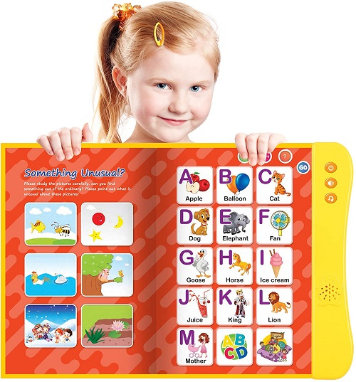 Electronic ABC Book for Kids