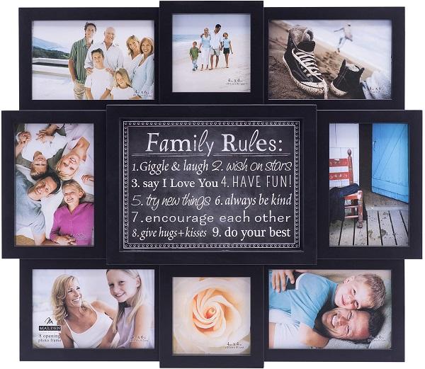 Malden 8 Family Frame Sets