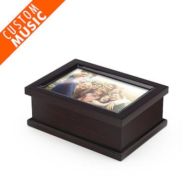 Custom Photo Frame Music Box