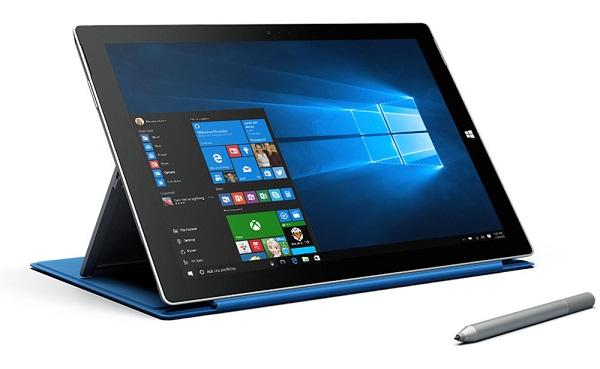 Microsoft Surface Pro 3 with Keyboard