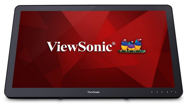 ViewSonic TD2430