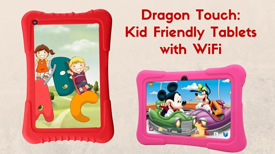 kid friendly tablets with wifi